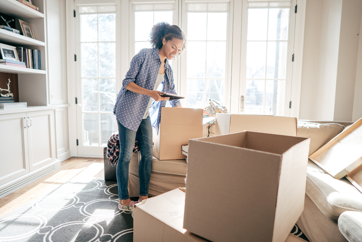 Efficient Moving With No Stress
